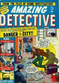 Cover Thumbnail for Amazing Detective Cases (Marvel, 1950 series) #6