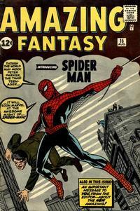 Cover Thumbnail for Amazing Fantasy (Marvel, 1962 series) #15 [Regular]