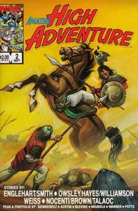 Cover Thumbnail for Amazing High Adventure (Marvel, 1984 series) #2