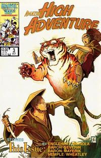 Cover Thumbnail for Amazing High Adventure (Marvel, 1984 series) #3