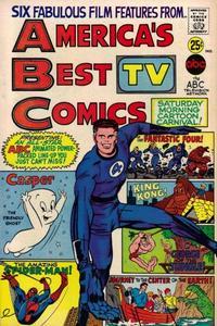 Cover Thumbnail for America's Best TV Comics (Marvel, 1967 series) #1