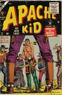 Cover Thumbnail for Apache Kid (Marvel, 1950 series) #17