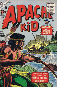 Cover Thumbnail for Apache Kid (Marvel, 1950 series) #18