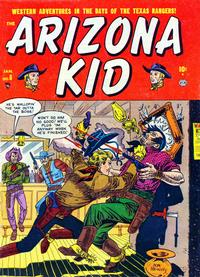 Cover for The Arizona Kid (Marvel, 1951 series) #6