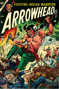 Cover Thumbnail for Arrowhead (Marvel, 1954 series) #2