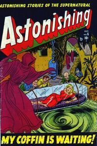Cover Thumbnail for Astonishing (Marvel, 1951 series) #6