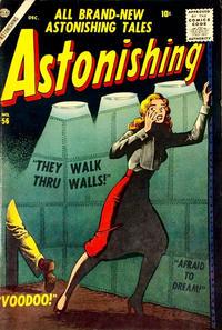Cover Thumbnail for Astonishing (Marvel, 1951 series) #56