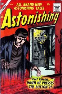 Cover Thumbnail for Astonishing (Marvel, 1951 series) #60