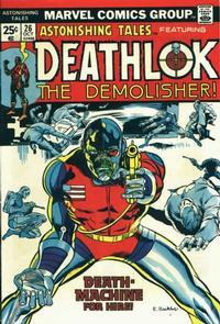 Cover Thumbnail for Astonishing Tales (Marvel, 1970 series) #26 [Regular Edition]