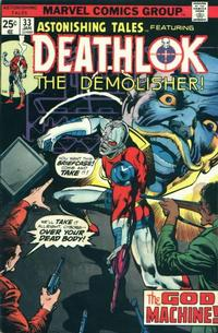 Cover Thumbnail for Astonishing Tales (Marvel, 1970 series) #33 [Regular Edition]