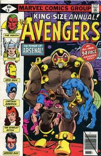 Cover Thumbnail for The Avengers Annual (Marvel, 1967 series) #9 [Direct]