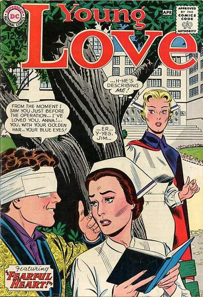 Cover for Young Love (DC, 1963 series) #42