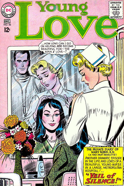 Cover for Young Love (DC, 1963 series) #46