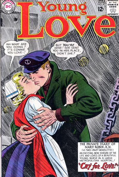 Cover for Young Love (DC, 1963 series) #47