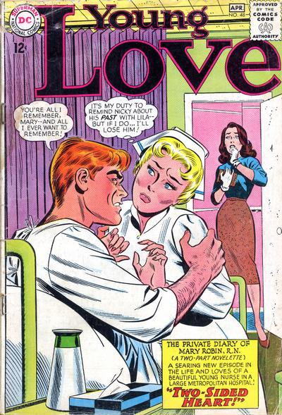 Cover for Young Love (DC, 1963 series) #48
