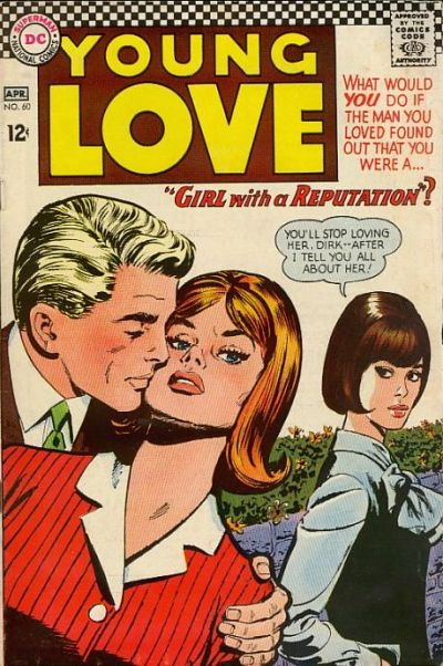 Cover for Young Love (DC, 1963 series) #60