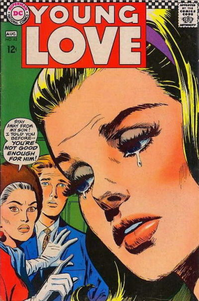 Cover for Young Love (DC, 1963 series) #62