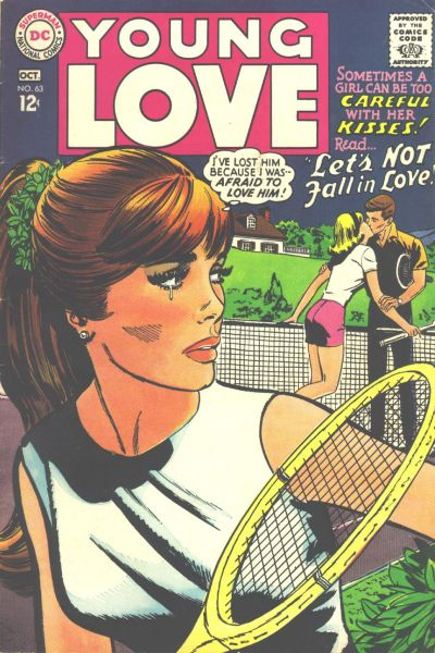 Cover for Young Love (DC, 1963 series) #63