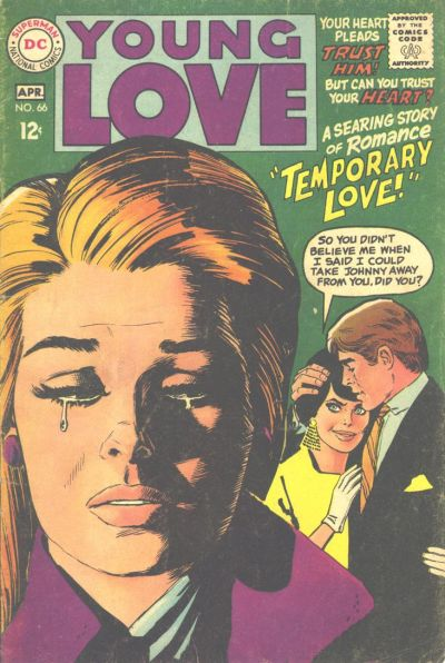 Cover for Young Love (DC, 1963 series) #66