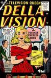 Cover for Della Vision (Marvel, 1955 series) #1