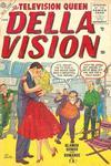 Cover for Della Vision (Marvel, 1955 series) #2