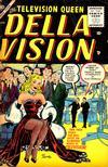 Cover for Della Vision (Marvel, 1955 series) #3