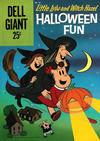 Cover for Dell Giant (Dell, 1959 series) #36 - Marge's Little Lulu and Witch Hazel Halloween Fun