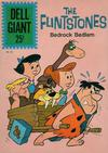Cover for Dell Giant (Dell, 1959 series) #48 - The Flintstones Bedrock Bedlam