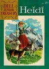 Cover for Dell Junior Treasury (Dell, 1955 series) #6