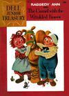 Cover for Dell Junior Treasury (Dell, 1955 series) #8