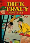 Cover for Dick Tracy Monthly (Dell, 1948 series) #9