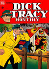 Cover for Dick Tracy Monthly (Dell, 1948 series) #12