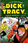 Cover for Dick Tracy (Harvey, 1950 series) #33
