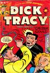 Cover for Dick Tracy (Harvey, 1950 series) #46