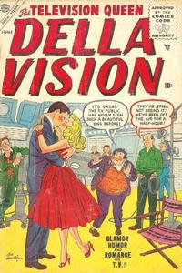 Cover Thumbnail for Della Vision (Marvel, 1955 series) #2