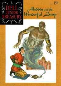 Cover Thumbnail for Dell Junior Treasury (Dell, 1955 series) #2