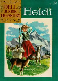 Cover Thumbnail for Dell Junior Treasury (Dell, 1955 series) #6