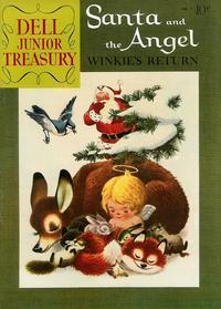 Cover Thumbnail for Dell Junior Treasury (Dell, 1955 series) #7