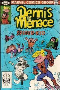 Cover Thumbnail for Dennis the Menace (Marvel, 1981 series) #7