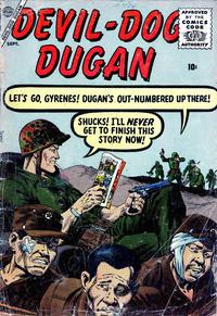 Cover Thumbnail for Devil Dog Dugan (Marvel, 1956 series) #2