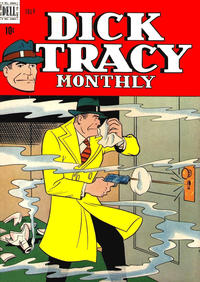 Cover Thumbnail for Dick Tracy Monthly (Dell, 1948 series) #7