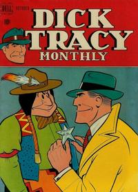Cover Thumbnail for Dick Tracy Monthly (Dell, 1948 series) #10