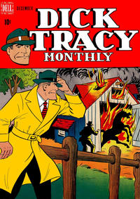 Cover Thumbnail for Dick Tracy Monthly (Dell, 1948 series) #12