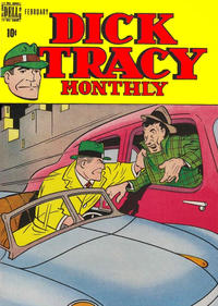 Cover Thumbnail for Dick Tracy Monthly (Dell, 1948 series) #14