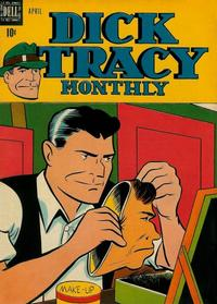 Cover Thumbnail for Dick Tracy Monthly (Dell, 1948 series) #16