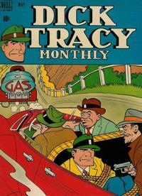 Cover for Dick Tracy Monthly (Dell, 1948 series) #17