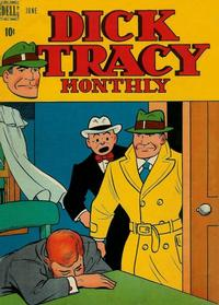 Cover Thumbnail for Dick Tracy Monthly (Dell, 1948 series) #18