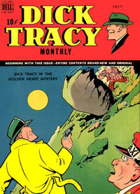 Cover Thumbnail for Dick Tracy Monthly (Dell, 1948 series) #19