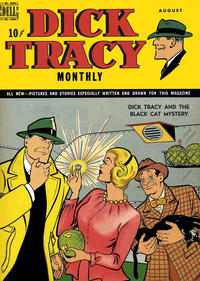 Cover Thumbnail for Dick Tracy Monthly (Dell, 1948 series) #20