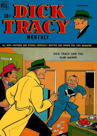 Cover Thumbnail for Dick Tracy Monthly (Dell, 1948 series) #22